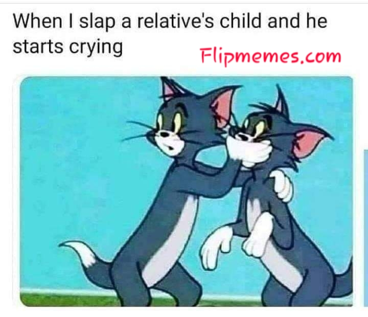 Funny Tom and Jerry meme